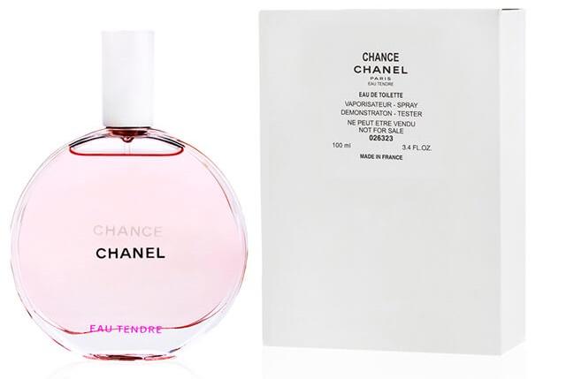 Chanel Chance Eau Tendre, Toaletní voda - Tester, 100ml, Dámska vůně, + AKCE: dárek zdarma