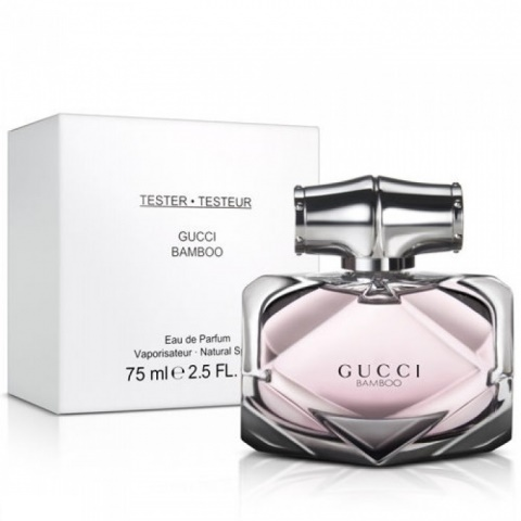 Gucci Bamboo, Parfémovaná voda - Tester, 75ml, Dámska vôňa, + AKCE: dárek zdarma