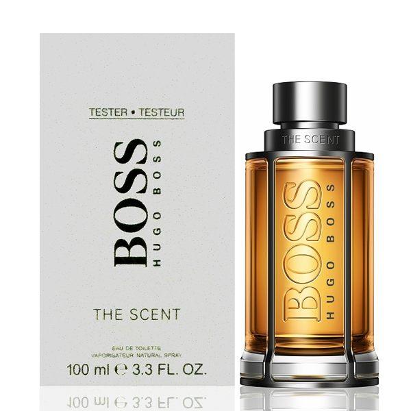 Hugo Boss The Scent, Toaletní voda - Tester, 100ml, Pánska vôňa, + AKCE: dárek zdarma