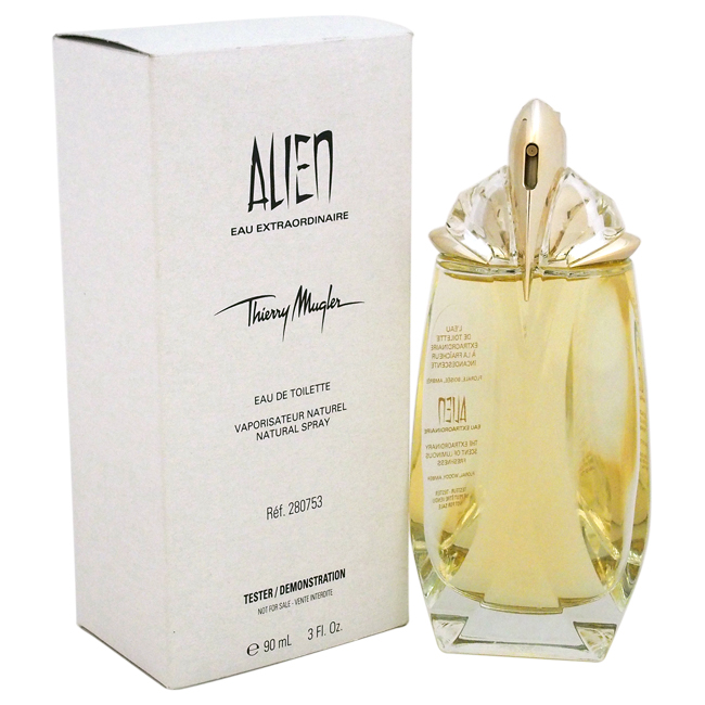 Thierry Mugler Alien Eau Extraordinaire, Toaletní voda - Tester, 90ml, Dámska vôňa, + AKCE: dárek zdarma
