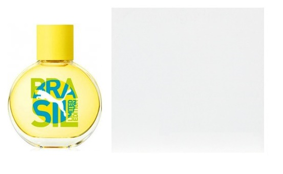 Puma Brasil Yellow for Woman, Toaletní voda - Tester, 40ml, Dámska vôňa, + AKCE: dárek zdarma