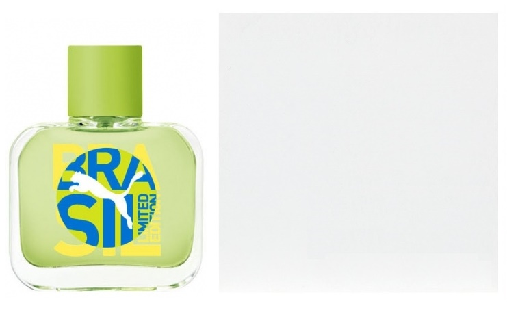 Puma Brasil Green for Man, Toaletní voda - Tester, 40ml, Pánska vôňa, + AKCE: dárek zdarma