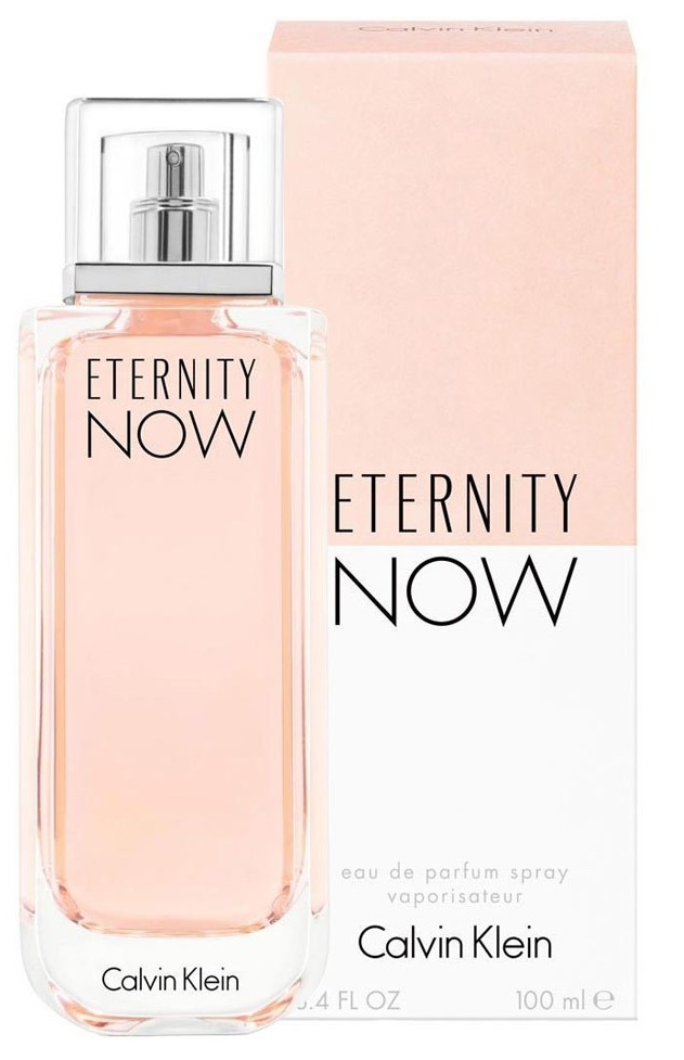 Calvin Klein Eternity Now, Parfémovaná voda, 100ml, Dámska vôňa, + AKCE: dárek zdarma