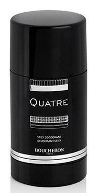 Boucheron Quatre Pour Homme, Deostick, 75ml, Pánska vôňa, + AKCE: dárek zdarma