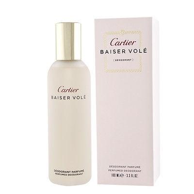 Cartier Baiser Volé, Deospray, 100ml, Dámska vôňa, + AKCE: dárek zdarma