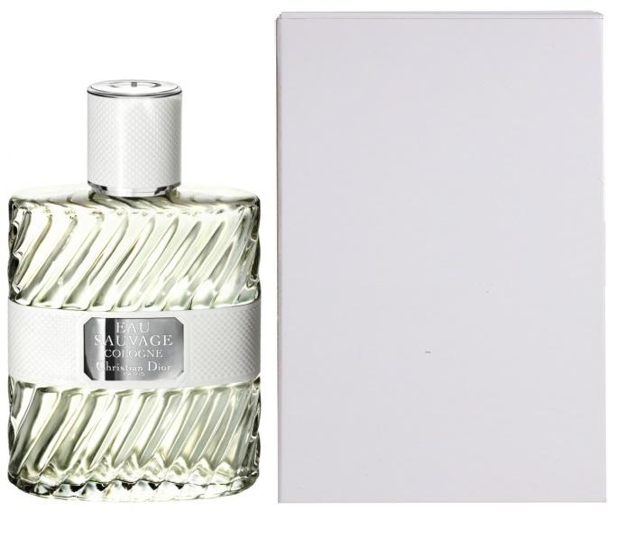 Christian Dior Eau Sauvage Cologne, Kolínská voda - Tester, 100ml, Pánska vôňa, + AKCE: dárek zdarma