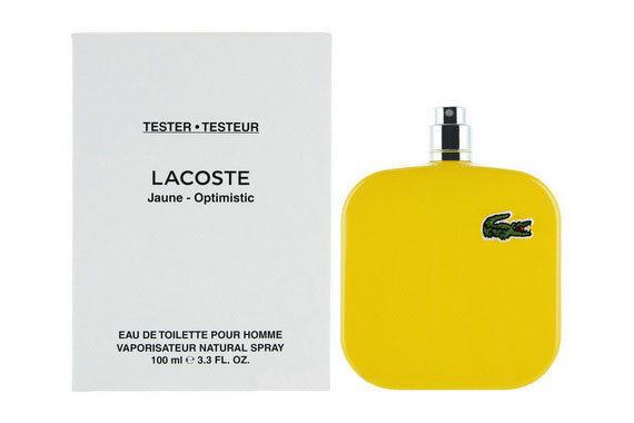 Lacoste Eau de Lacoste L.12.12 Jaune, Toaletní voda - Tester, 100ml, Pánska vôňa, + AKCE: dárek zdarma