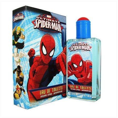 Walt Disney Ultimate Spiderman For Boys, Toaletní voda - Tester, 100ml, + AKCE: dárek zdarma