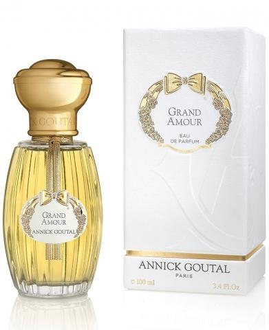 Annick Goutal Grand Amour, Parfémovaná voda - Tester, 100ml, Dámska vôňa, + AKCE: dárek zdarma