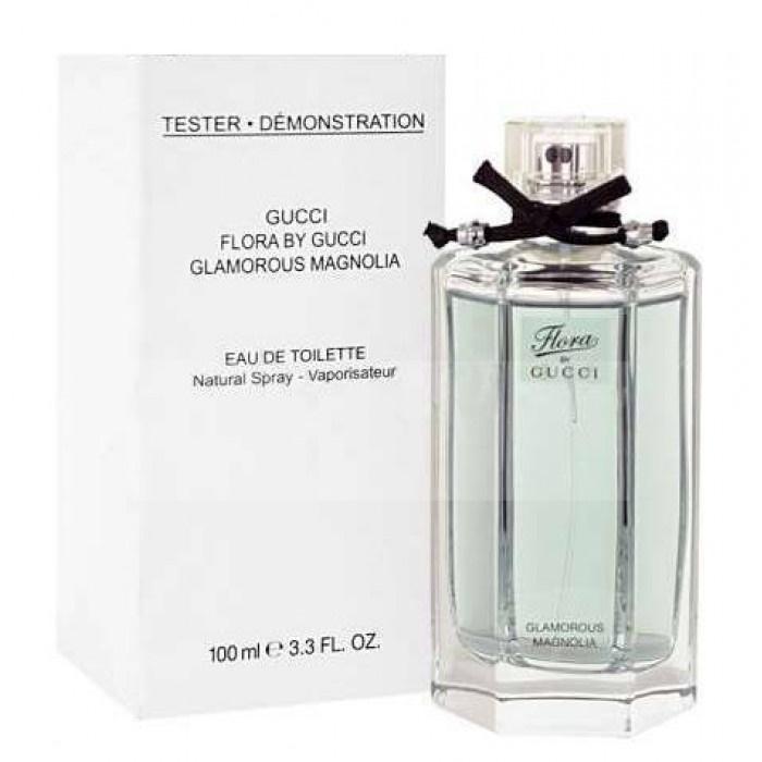 Gucci Flora by Gucci Glamorous Magnolia, Toaletní voda - Tester, 100ml, Dámska vôňa, + AKCE: dárek zdarma