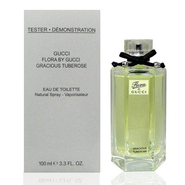 Gucci Flora by Gucci Gracious Tuberose, Toaletní voda - Tester, 100ml, Dámska vôňa, + AKCE: dárek zdarma