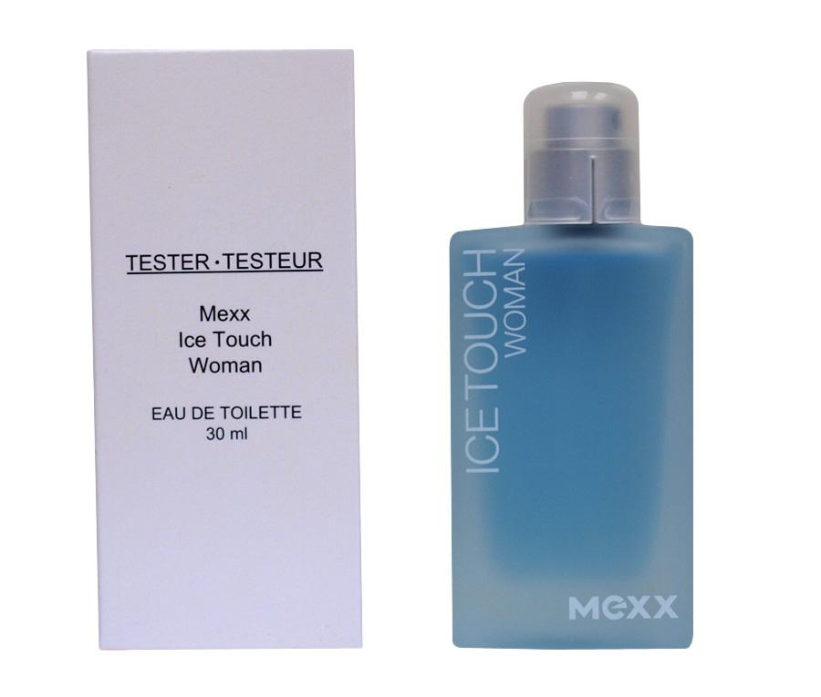 Mexx Ice Touch Woman 2014, Toaletní voda - Tester, 30ml, Dámska vôňa, + AKCE: dárek zdarma