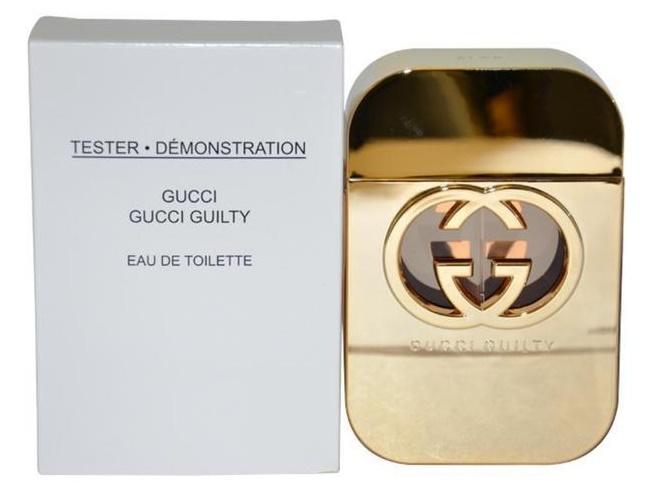 Gucci Guilty, Toaletní voda - Tester, 75ml, Dámska vôňa, + AKCE: dárek zdarma