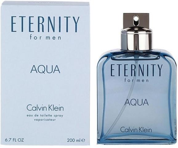 Calvin Klein Eternity Aqua for Men, Toaletní voda, 200ml, Pánska vôňa, + AKCE: dárek zdarma