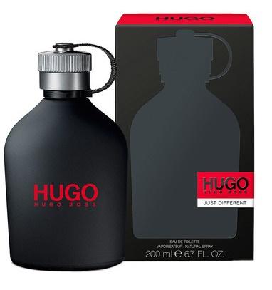 Hugo Boss Just Different, Toaletní voda, 200ml, Pánska vôňa, + AKCE: dárek zdarma
