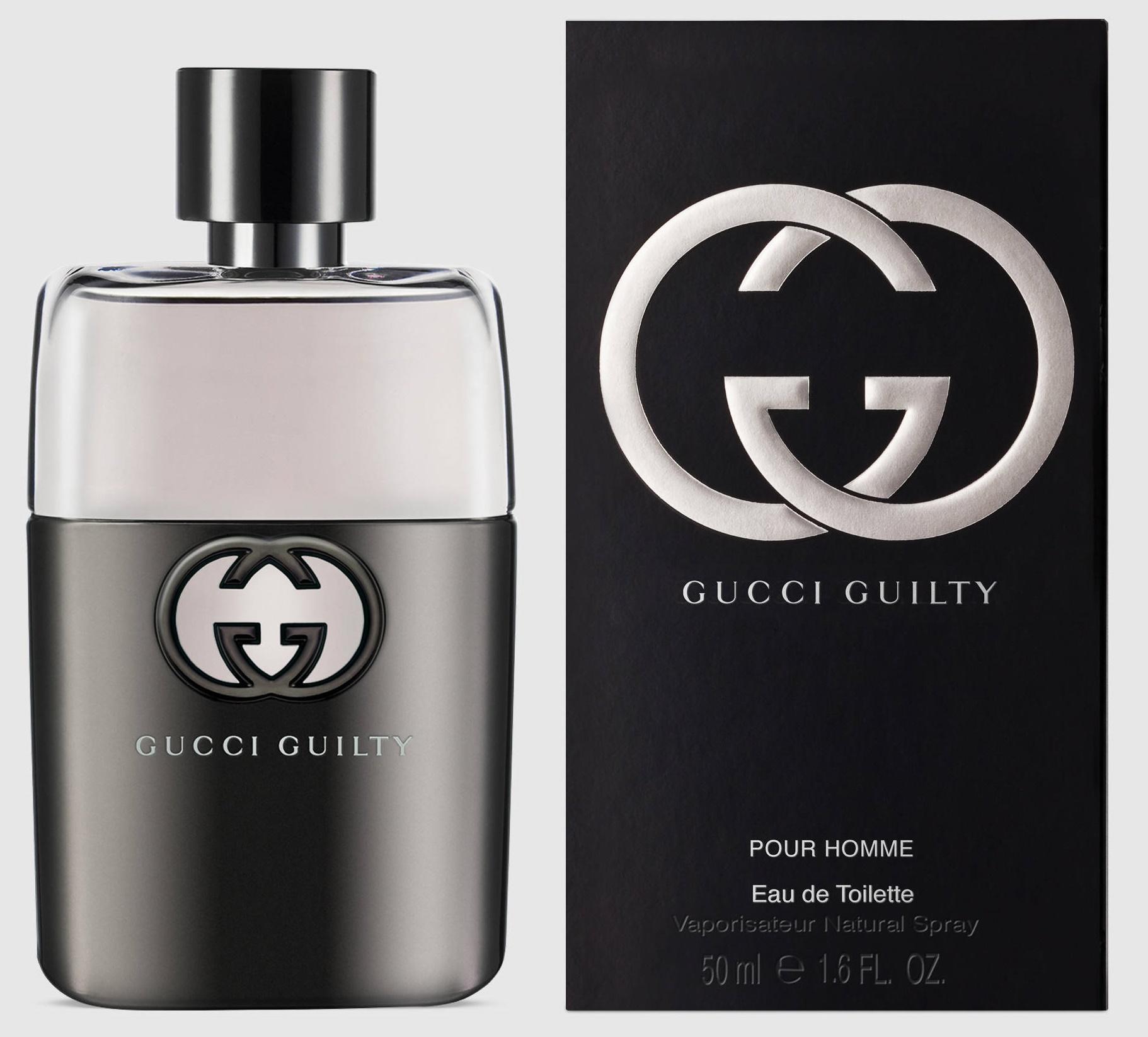 Gucci Guilty pour Homme, Toaletní voda, 50ml, Pánska vôňa, + AKCE: dárek zdarma