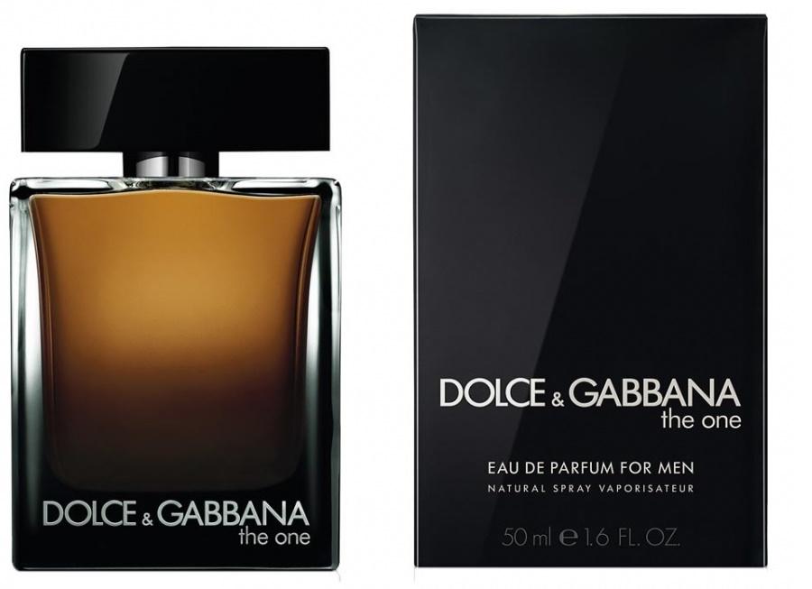 Dolce & Gabbana The One for Men, Parfémovaná voda, 50ml, Pánska vôňa, + AKCE: dárek zdarma