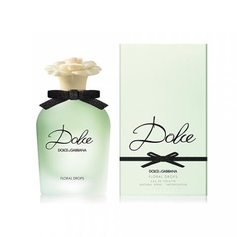 Dolce & Gabbana Dolce Floral Drops, Toaletní voda, 50ml, Dámska vôňa, + AKCE: dárek zdarma