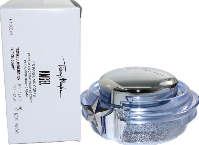 Thierry Mugler Angel, Tělový krém - Tester, 200ml, Dámska vôňa, + AKCE: dárek zdarma