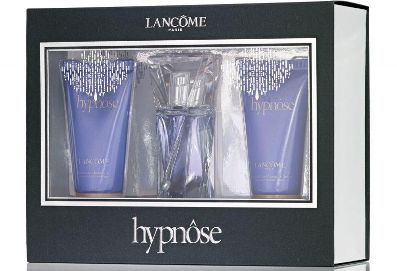 Lancome Hypnose, Dárková sada, parfémovaná voda 30ml + telové mlieko 50ml + sprchový gel 50ml, Dámska vôňa, + AKCE: dárek zdarma