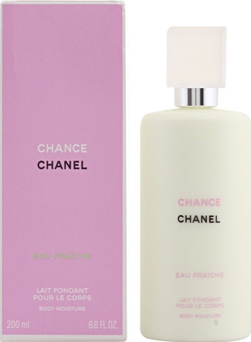Chanel Chance Eau Fraiche, Tělové mléko, 200ml, Dámska vôňa, + AKCE: dárek zdarma