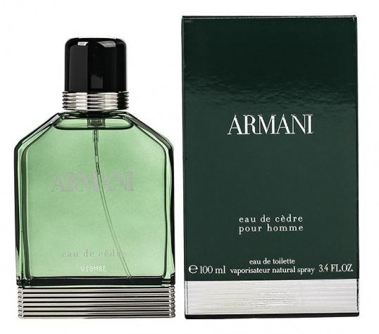 Giorgio Armani Eau de Cedre, Toaletní voda, 100ml, Pánska vôňa, + AKCE: dárek zdarma