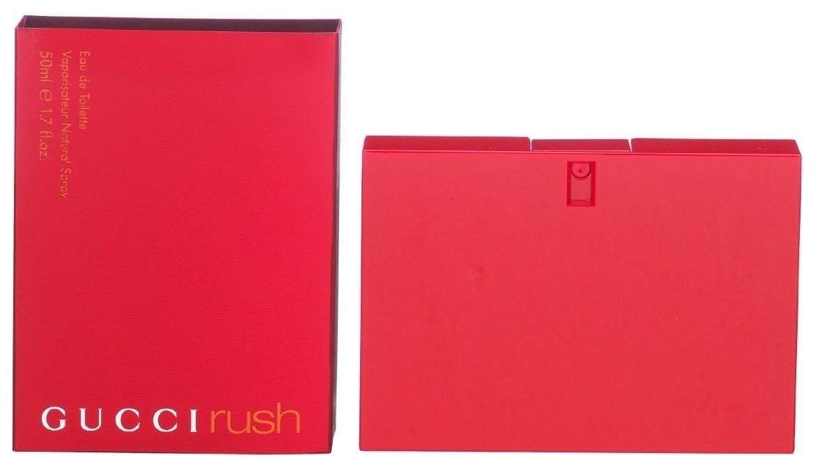Gucci Rush, Toaletní voda, 50ml, Dámska vôňa, + AKCE: dárek zdarma
