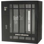 Paco Rabanne Black XS, Dárková sada, toaletní voda 100ml + toaletní voda 10ml , Pánska vôňa, + AKCE: dárek zdarma