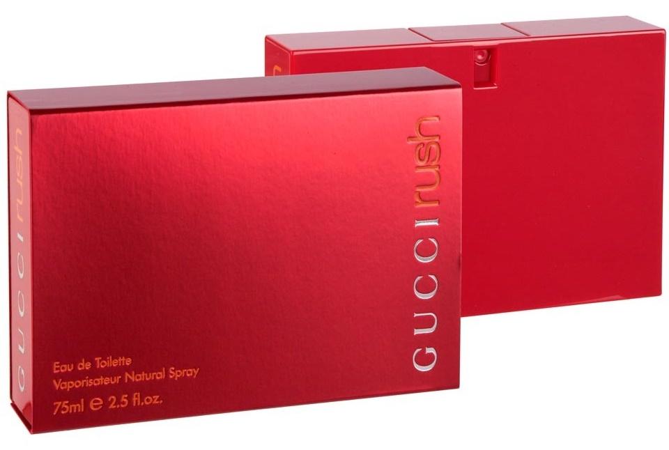 Gucci Rush, Toaletní voda, 75ml, Dámska vôňa, + AKCE: dárek zdarma