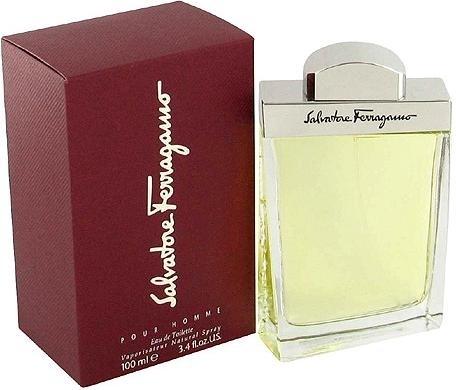 Salvatore Ferragamo Salvatore Ferragamo pour Homme, Toaletní voda, 100ml, Pánska vôňa, + AKCE: dárek zdarma