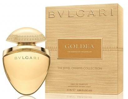 Bvlgari Goldea, Parfémovaná voda, 25ml, Dámska vôňa, + AKCE: dárek zdarma