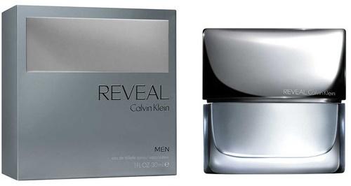 Calvin Klein Reveal for Men, Toaletní voda, 30ml, Pánska vôňa