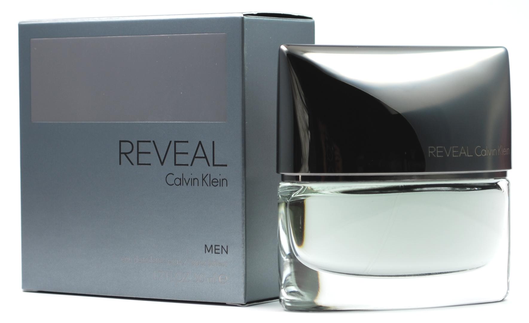 Calvin Klein Reveal for Men, Toaletní voda, 50ml, Pánska vôňa, + AKCE: dárek zdarma