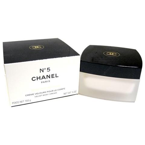 Chanel No.5, Tělový krém, 150ml, Dámska vůně, + AKCE: dárek zdarma