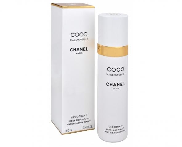 Chanel Coco Mademoiselle, Deospray, 100ml, Dámska vôňa, + AKCE: dárek zdarma