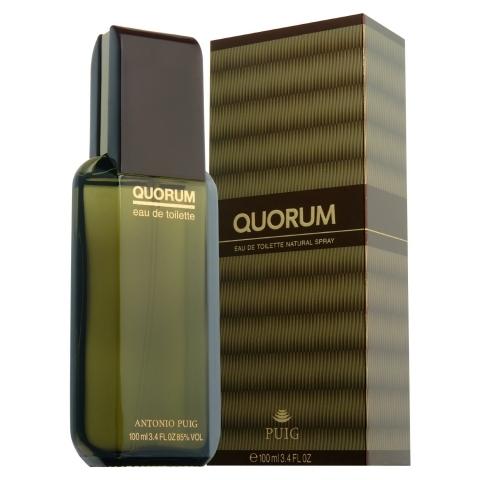 Antonio Puig Quorum, Toaletní voda, 100ml, Pánska vôňa, + AKCE: dárek zdarma