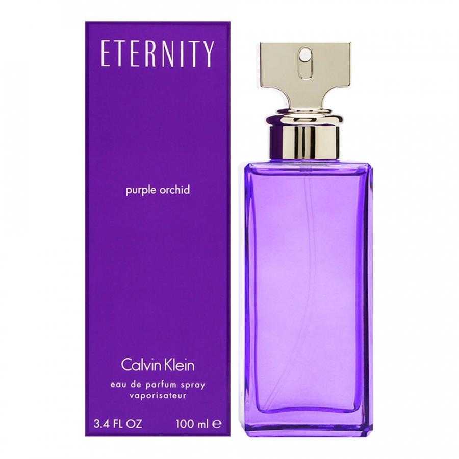 Calvin Klein Eternity Purple Orchid, Parfémovaná voda, 100ml, Dámska vôňa, + AKCE: dárek zdarma