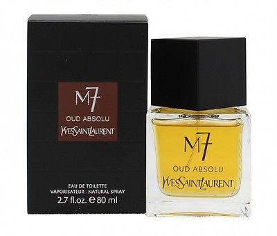 Yves Saint Laurent M7 Oud Absolu , Toaletní voda, 80ml, Pánska vôňa, + AKCE: dárek zdarma