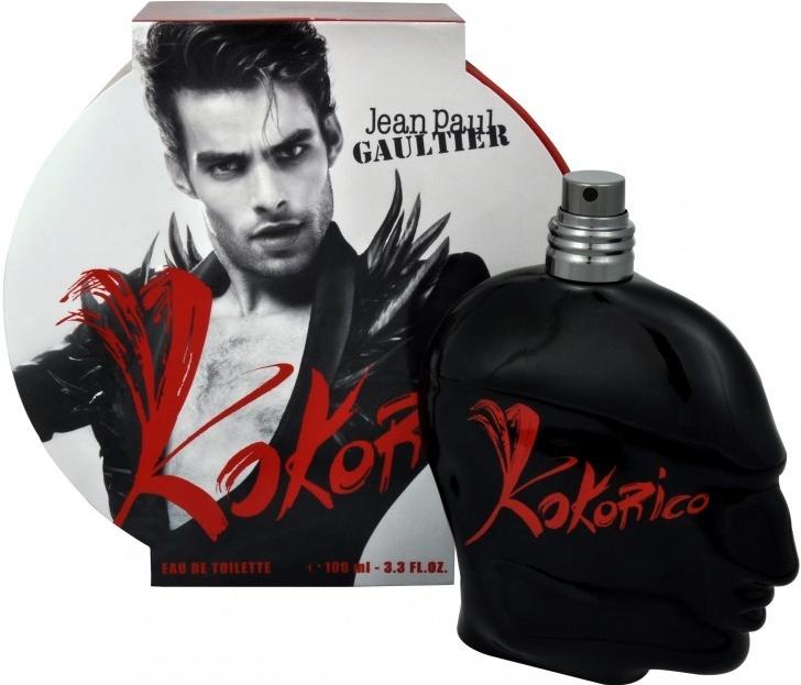 Jean Paul Gaultier Kokorico Edition Collection, Toaletní voda, 100ml, Pánska vôňa, + AKCE: dárek zdarma