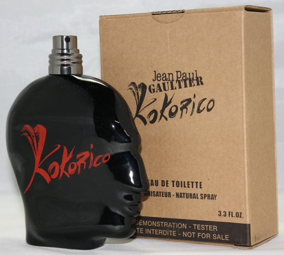 Jean Paul Gaultier Kokorico Edition Collection, Toaletní voda - Tester, 100ml, Pánska vôňa, + AKCE: dárek zdarma