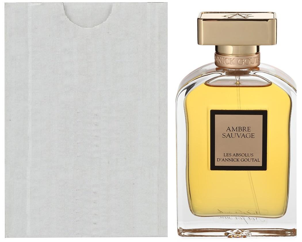 Annick Goutal Ambre Sauvage, Parfémovaná voda - Tester, 75ml, Unisex vôňa, + AKCE: dárek zdarma