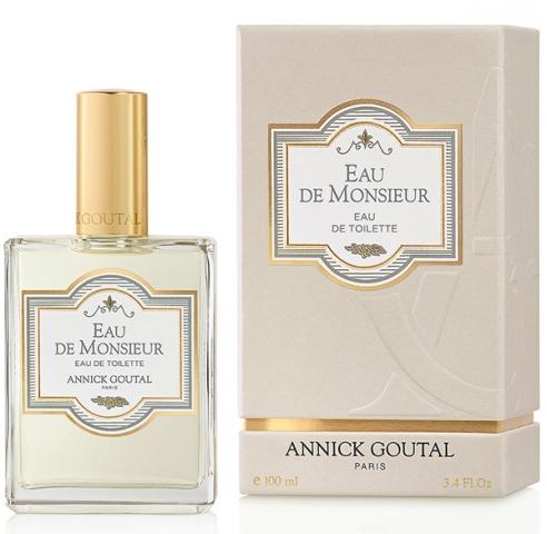 Annick Goutal Eau de Monsieur, Toaletní voda, 100ml, Pánska vôňa, + AKCE: dárek zdarma