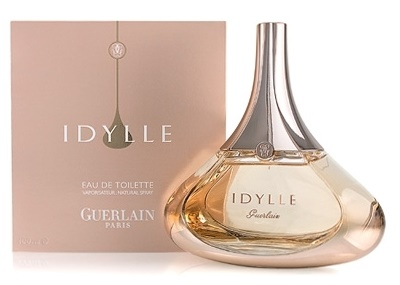 Guerlain Idylle, Toaletní voda, 50ml, Dámska vôňa, + AKCE: dárek zdarma