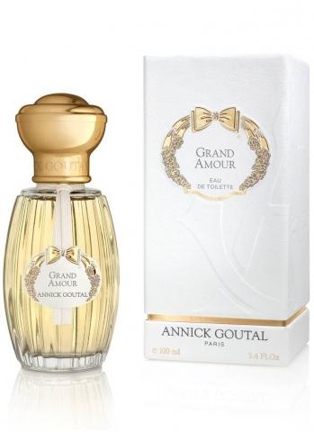 Annick Goutal Grand Amour, Toaletní voda, 100ml, Dámska vôňa, + AKCE: dárek zdarma