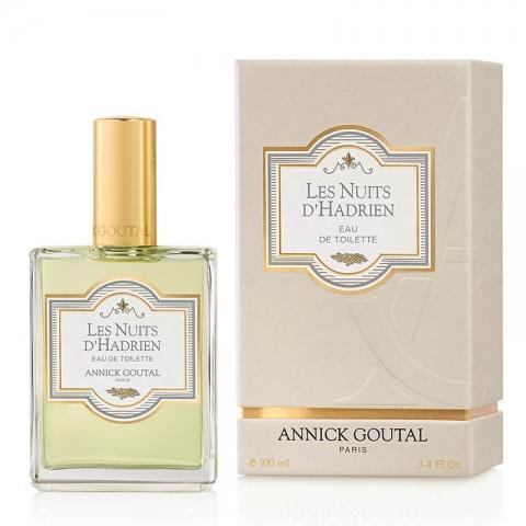 Annick Goutal Les Nuits d´Hadrien, Toaletní voda - Tester, 100ml, Pánska vôňa, + AKCE: dárek zdarma