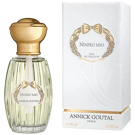 Annick Goutal Ninfeo Mio for Woman, Toaletní voda - Tester, 100ml, Dámska vôňa, + AKCE: dárek zdarma