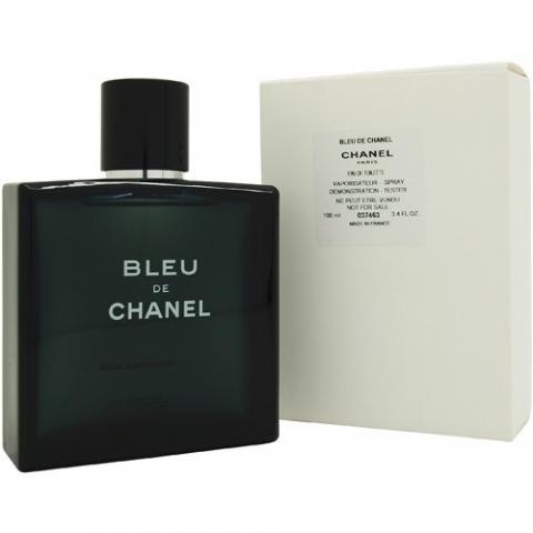 Chanel Bleu de Chanel, Toaletní voda - Tester, 100ml, Pánska vôňa, + AKCE: dárek zdarma