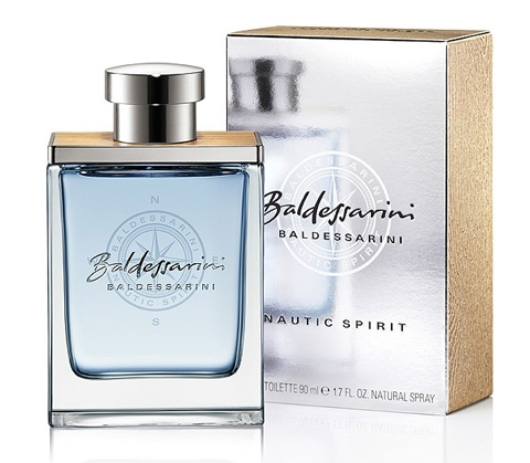Hugo Boss Baldessarini Nautic Spirit, Toaletní voda, 90ml, Pánska vôňa, + AKCE: dárek zdarma