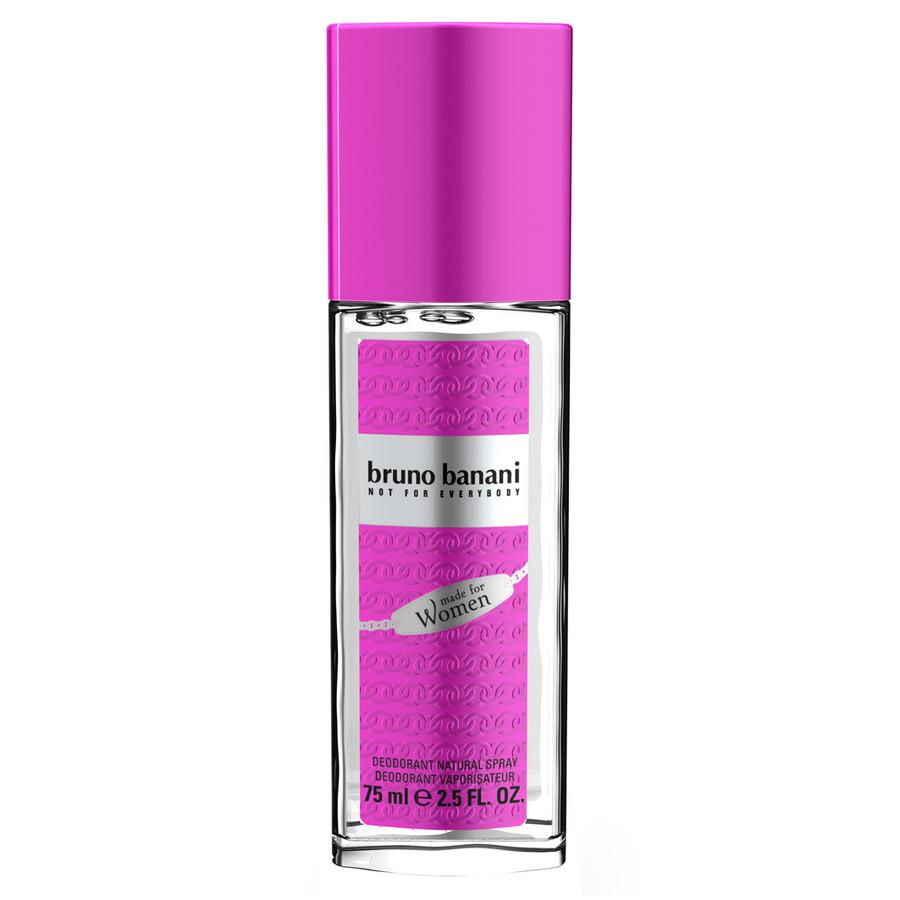 Bruno Banani Made for Woman, Deodorant, 75ml, + AKCE: dárek zdarma