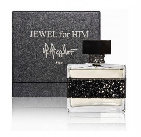 M. Micallef Jewel, Parfémovaná voda, 100ml, Pánska vôňa, + AKCE: dárek zdarma